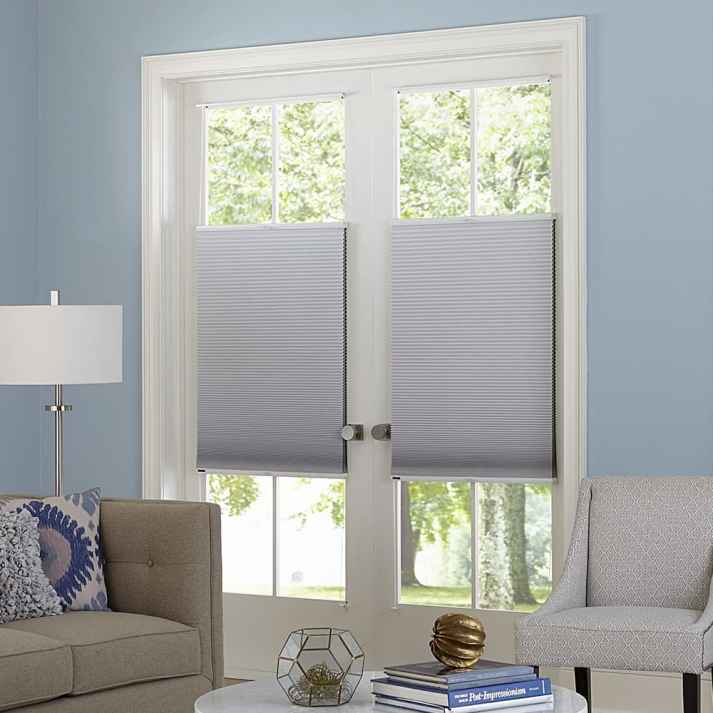 how to clean honeycomb blinds yourself