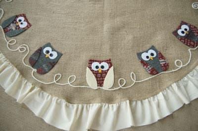 Owls Skirts - 03