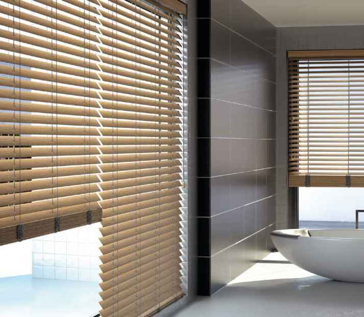 """Blinds.com Architectural 2"""" Wood"""