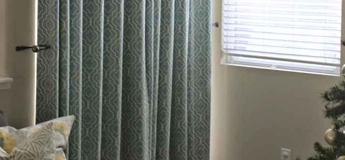 Modern Blinds For Sliding Doors The Finishing Touch