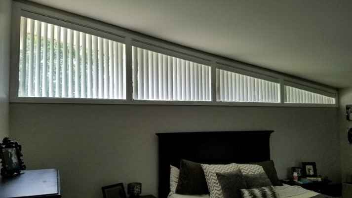 Blinds For Trapezoid Windows The Blinds Com Blog