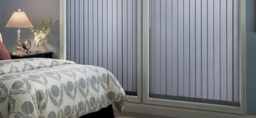 How Do You Clean Fabric Vertical Blinds The Finishing Touch