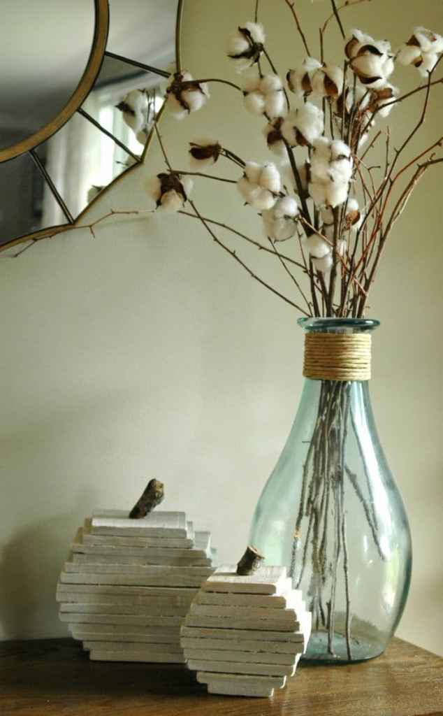 cotton home decor