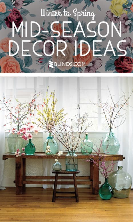 mid season decor ideas small