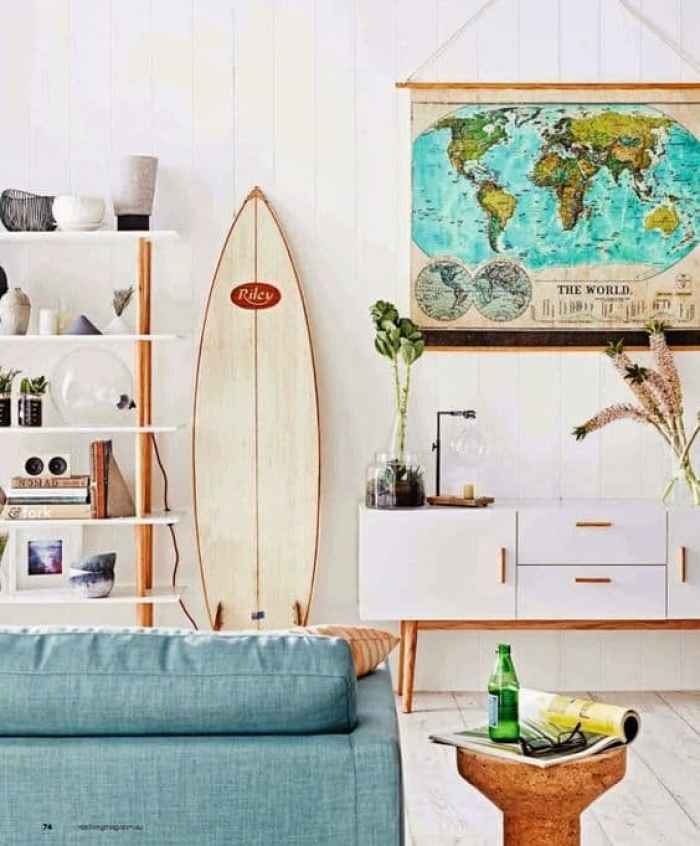 surf living room