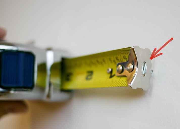 tape measure tricks nail