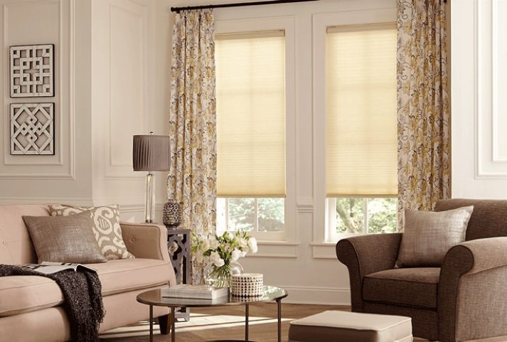 Blinds.com Classic Pleat Draperies