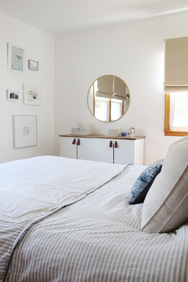 natural window shades bedroom