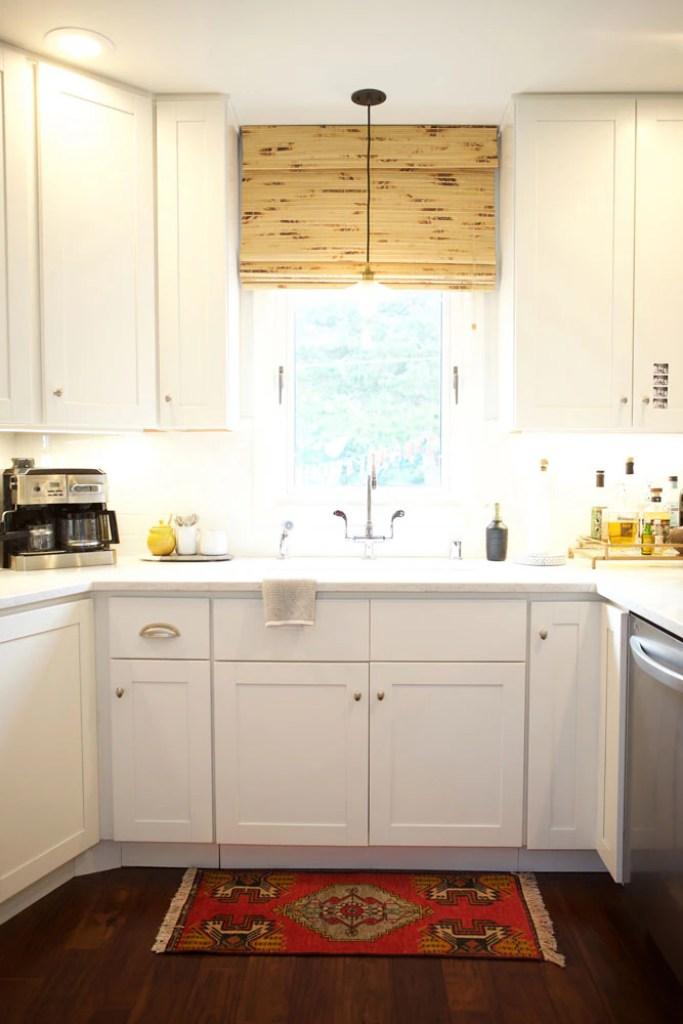 5 fresh ideas for kitchen window treatments