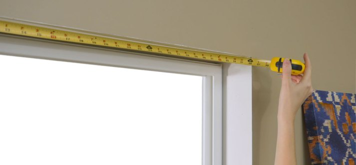 commin mistakes when measuring windows for blinds