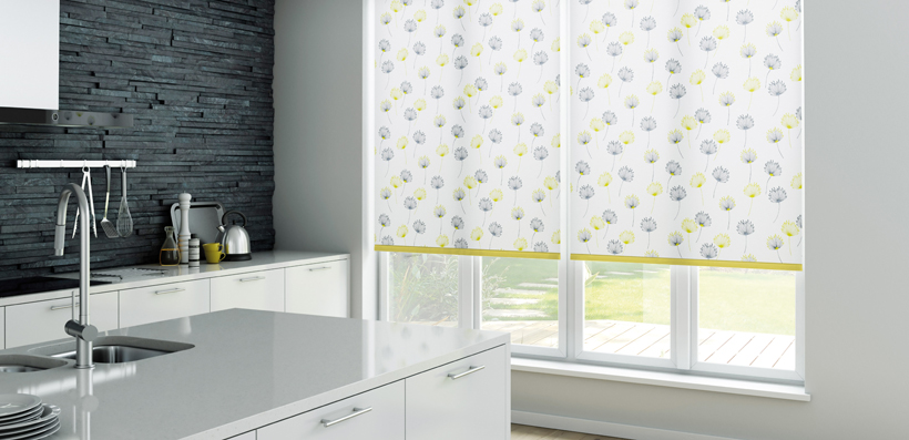 grey kitchen blinds www.kitchen cabinets made to measure
