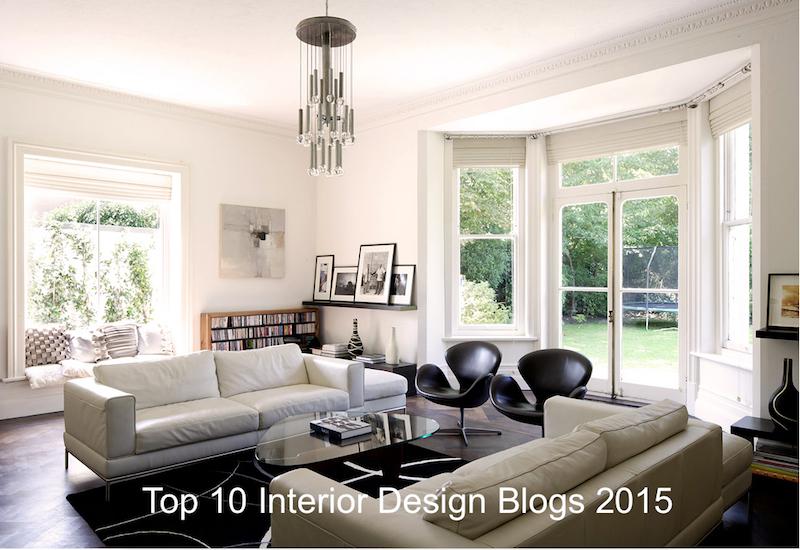 Top Ten Interior Design Blogs