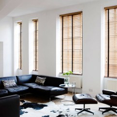 Window Blinds For Living Room Furniture Made In Turkey Which Blind Direct Blog Modern Masculine With Wooden