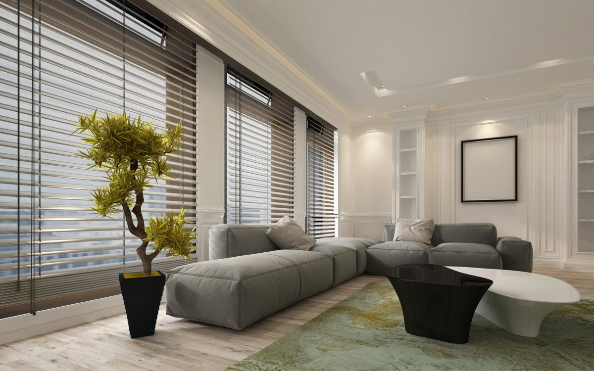 Venetian and Wooden Blinds