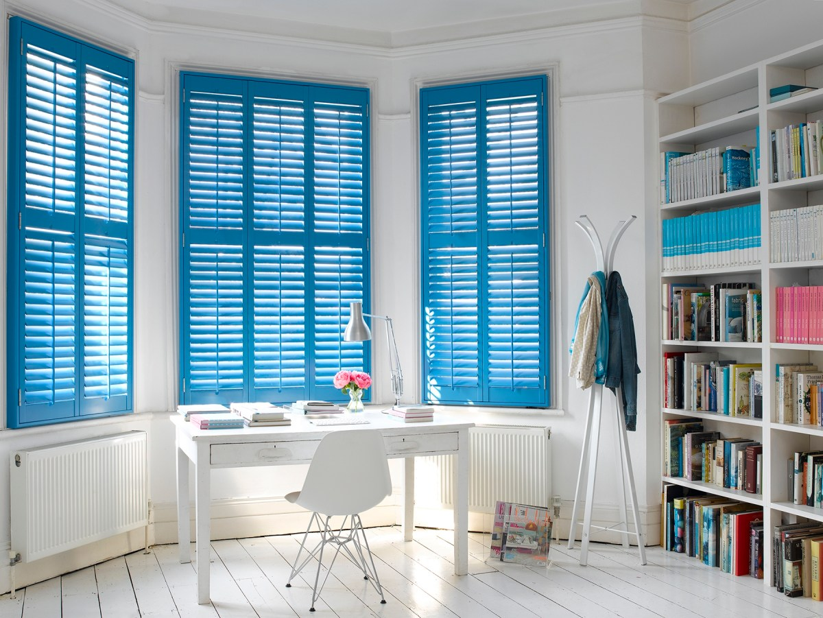 Plantation Shutter Blinds