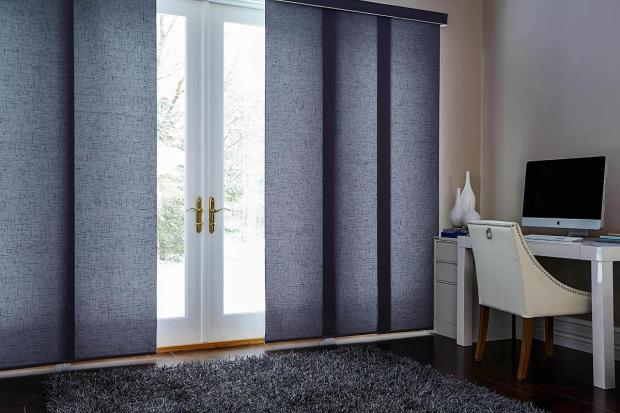 Panel Track Blinds Home Design Ideas