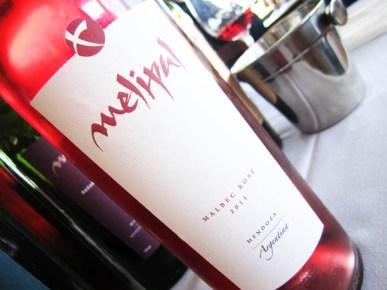 Melipal Malbec Rosé 2012