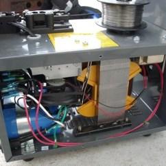 Dc To Ac Inverter Schematic Diagram Yamaha Wave Blaster Wiring Converting A Welder From