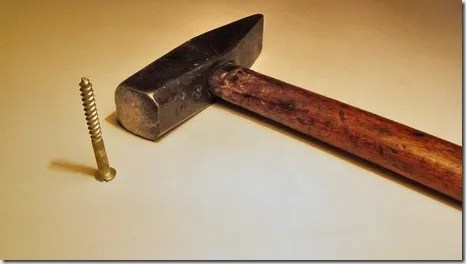 On Software and Hammers