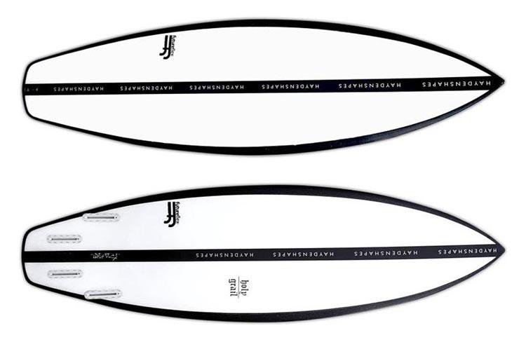 Hayden Holy Grail Surfboard Island Water Sports Surf Board Shop South Florida