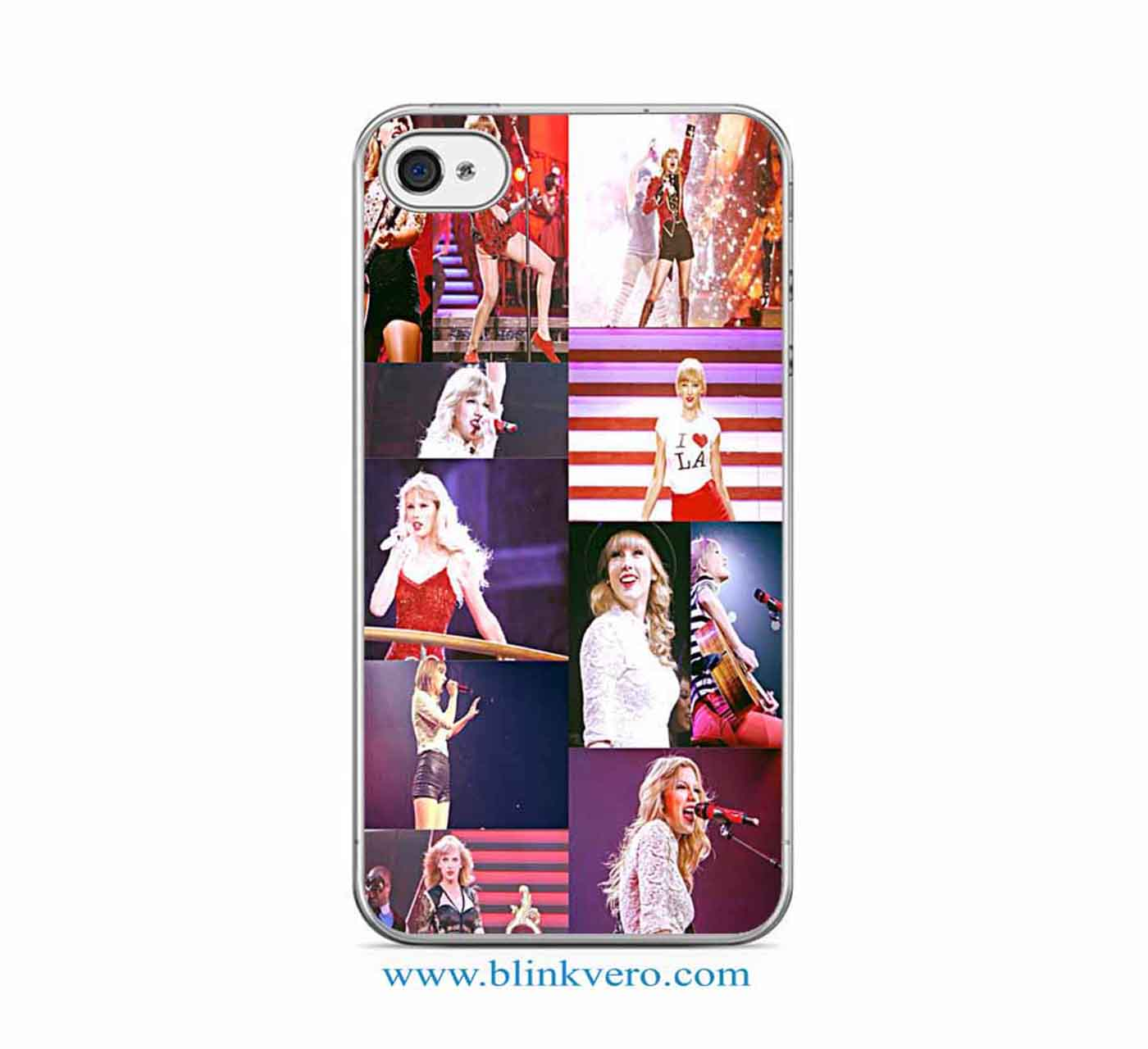 Taylor Swift Protective IPhone Samsung Case