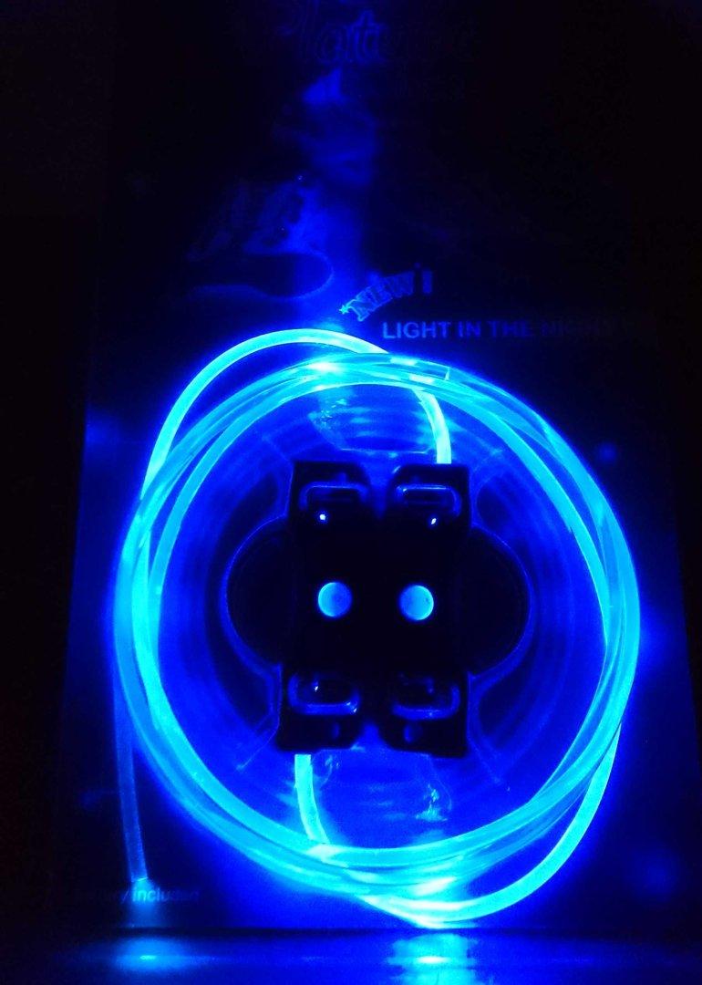 LED FLASHING LIGHT LACE BAND Laces  shoelace shoelaces 1