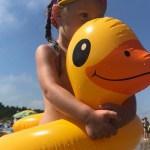 Idziemy z dzieckiem na plażę – o czym musimy pamiętać?