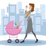 Powrót do pracy po urodzeniu dziecka.