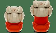 Test fotelika samochodowego Cybex Solution Q2-fix