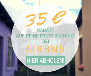 AirBnb-Rabatt