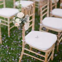 Tiffany Chair Bamboo - Bliss & Willow   Wedding Styling