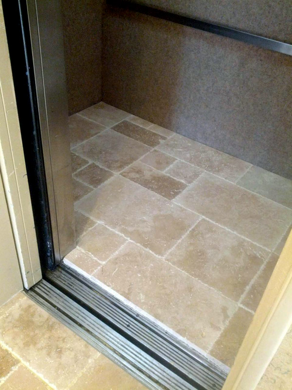 Complete flooring solutions bamboo travertine stone