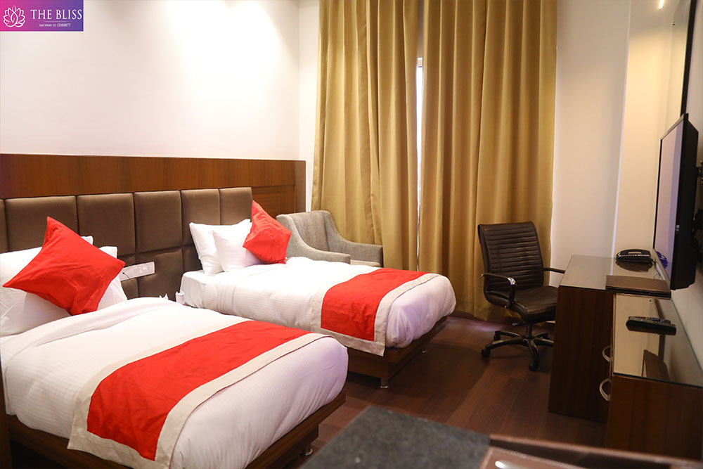 Standard-room1 - THE BLISS CORBETT