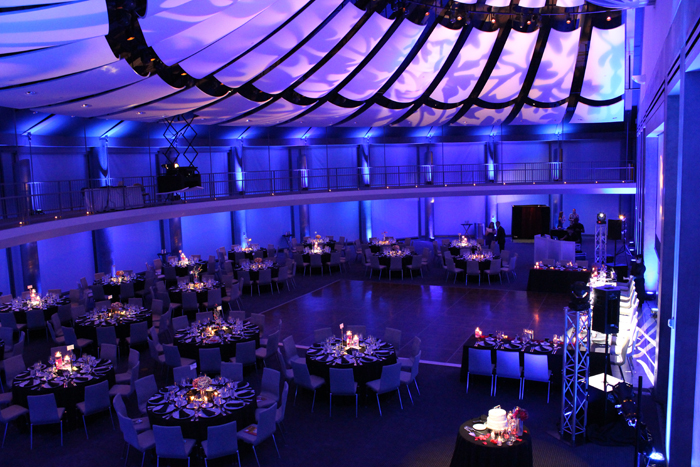 Wedding Production  Skirball  Bliss Entertainment Event