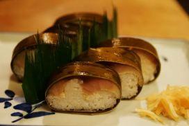 鯖魚壽司成為內陸城市京都名產的原因