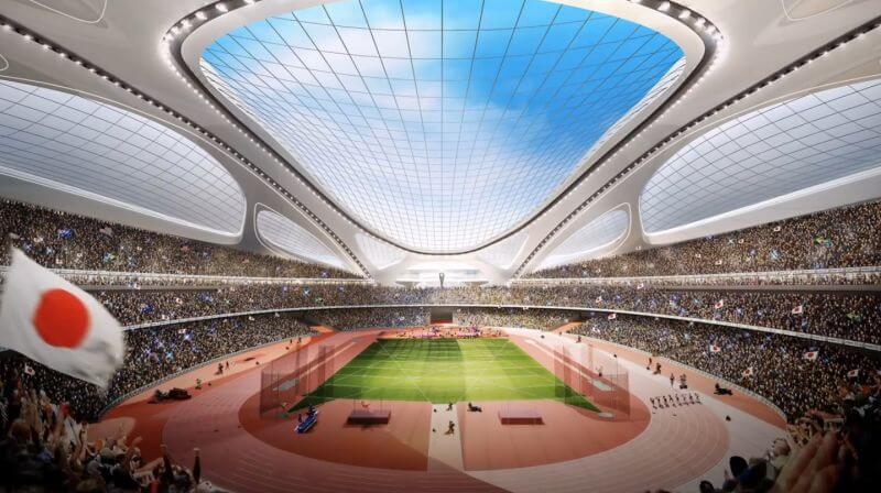 2020 東京奧運盛事 充滿新構思的「未來之城」