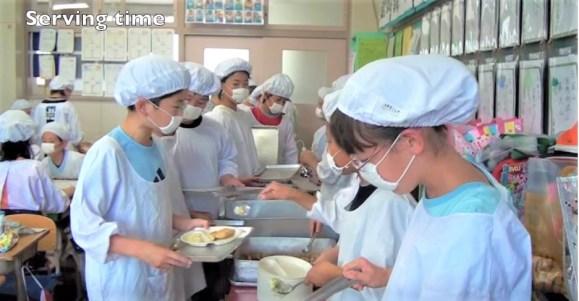 日本學校的午膳令外國人驚呆了! 原來這是他們引以為傲的文化?