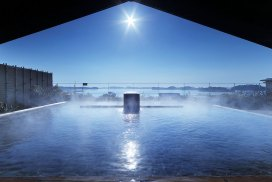 【宮城縣溫泉之旅】松島超絕美景:邊泡溫泉邊看海~人生完滿了~