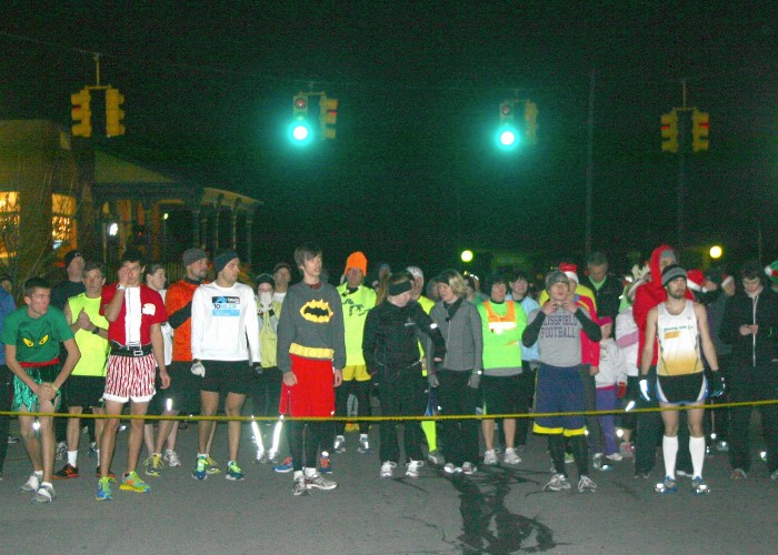 Bateson wins Hot-Cha-Cha 5K Mug Run