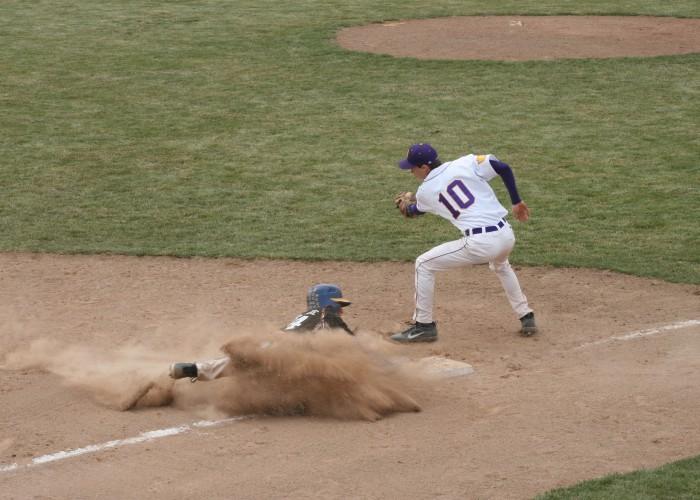 Royals baseball season underway