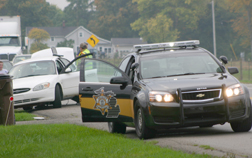 Accident ties up U.S. 223 traffic in Palmyra
