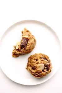 Peanut Butter Kitchen Sink Cookies | Vegan, Gluten-Free ...
