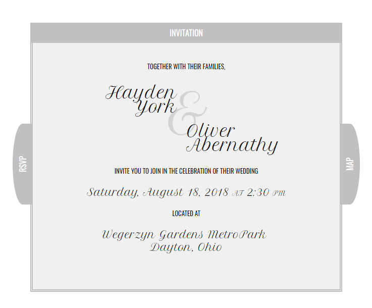 Wedding Invitation Invite