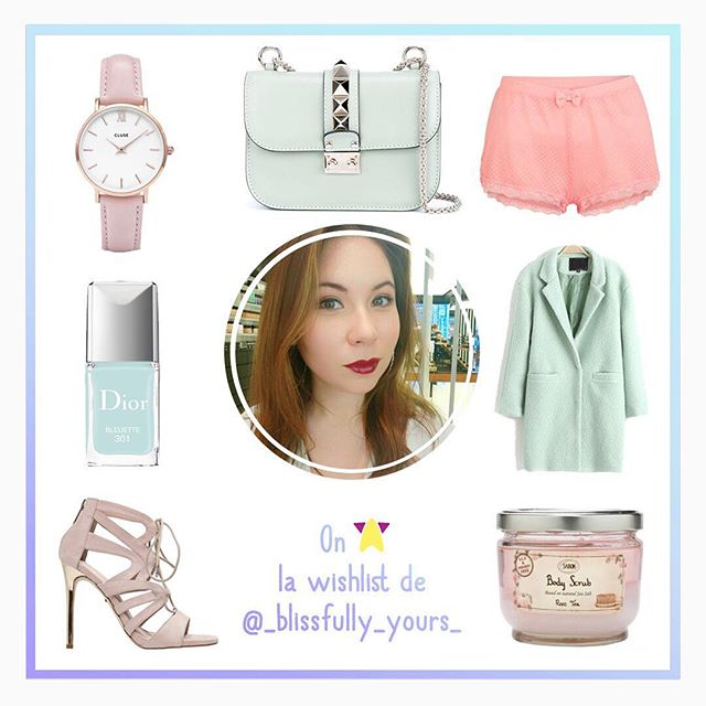 Whataboon Blissfully Yours Pastel mood wishlist