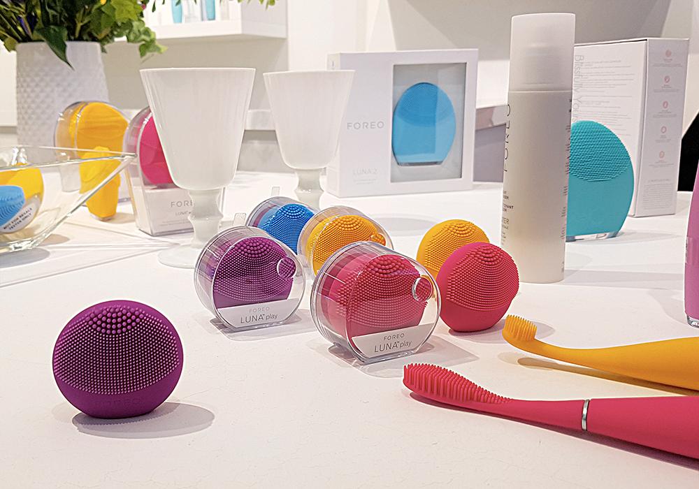 Beauty Tech : à la découverte de FOREO !