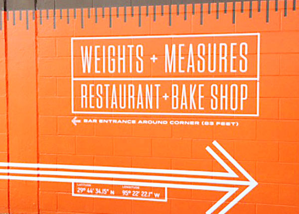 Weights + Measures