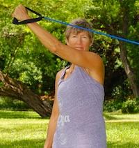 Shoulder exercise 10B