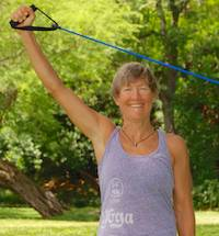 Shoulder exercise 11B