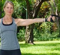 Shoulder exercise 7A