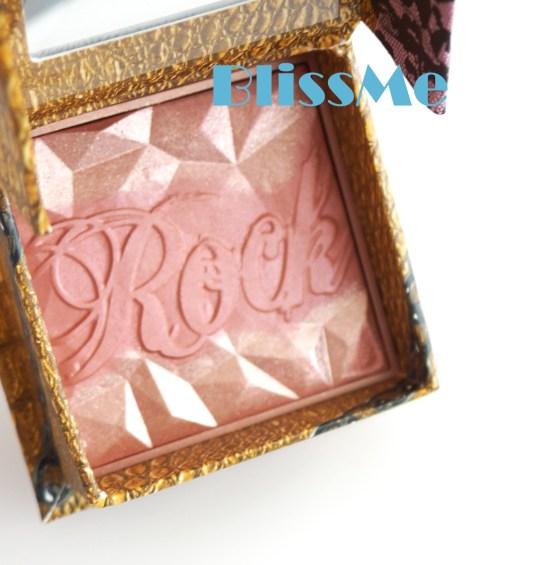 Benefit ~ Rockateur Shimmer Wagen & Gesicht Rouge Puder